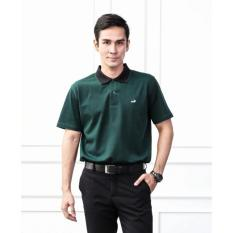 NORD Sacramento Green - Baju Pria Crocodile Men Premium Polo Shirt - Bahan Katun 100% Cotton