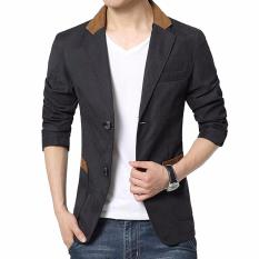 Jas Pria Casual Embassy / Jas Casual / Jas Fashionable / Jas Best Quality - Hitam