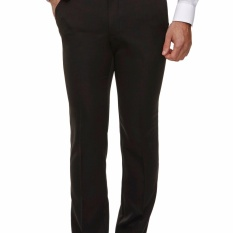 Jotap Celana Formal / Kerja  Slimfit with mechanical Stretch [Black] SF 1002 XP