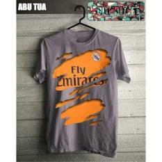 Kaos 3D Real Madrid Jersey 9 Original Soulpowerstyle - A7c9dc