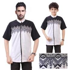 Miracle Couple Atasan Baju Muslim Lindar Koko Kemeja Anak Dan Ayah