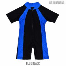 Nice Baby Baju Renang Anak TK Blue Black Uk XL