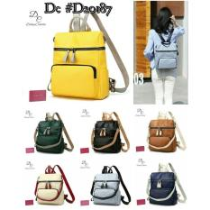 Ransel Dollyn Cabella Cave 2tone Clemence Original D20187