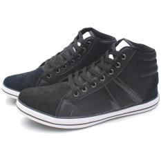 Recommended Sepatu Kasual Pria 329 - Hitam