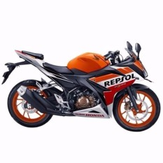 ALL NEW CBR150R - MOTO GP REPSOL RACING RED KOTA BALIKPAPAN