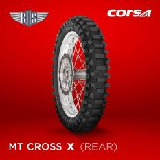 Ban Motor Corsa MT Cross-X (Rear) 90/100 - 16 TUBE TYPE GRATIS JASA PASANG