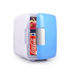 BAOLICHUANG 4 L Mini Automotive Kecil Kulkas/dingin Hot CarRefrigerator-Intl