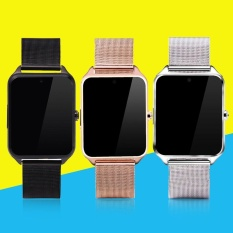 Bluetooth Smart Watch Ponsel Z60 61D Smartwatch Anti Hilang untuk IOS Android-Intl