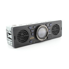 Bluetooth Speaker 12 V FM Radio Stereo Audio MP3 Player Handsfree Calling-Intl