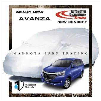 cover mobil grand new avanza baru custom sarung body penutup fit on car