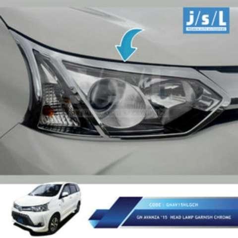 harga headlamp grand new veloz launching avanza jual lampu depan - garnish ...