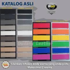 Katalog Grand New Avanza Harga All Camry 2018 Indonesia Jual Gudang Leather Sarung Jok Mobil Mbtech