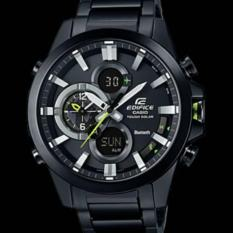 Jam Tangan Casio Edifice Original Pria ECB-500DC-1A (Bluetooth Series)