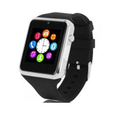 Jam Tangan iwatch U10 Smart Watch Touch Screen + GSM iPhone Samsung
