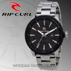 Jam Tangan Pria - Formal Dan Fashionable - Tanggal Aktif - RipCurl Recon - Midnight - Water Resist