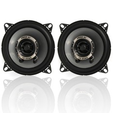 JVC 200W TOTAL 4 INCH 10cm DUAL-CONE CAR DOOR/SHELF COAXIALSPEAKERS NEW PAIR - intl