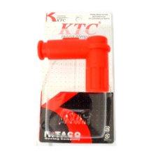 KTC Cob (Kepala) Busi Karet Warna KTC - Orange - Aksesoris Motor - Variasi Motor