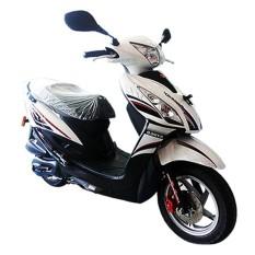 Kymco Jockey 125cc - Putih Mutiara