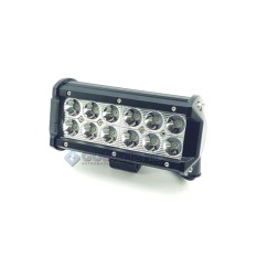 Lampu Tembak Sorot LED Cree 36W 12 Mata LED Epistar CWL Work Light