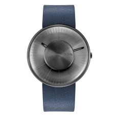 Odm Watch DD172-4 Jam Tangan Pria Odm Halo Collection Kulit Navy