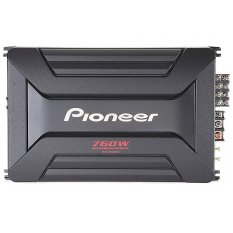 Pioneer GM-A6604 - 4 channel Power Amplifier 760W
