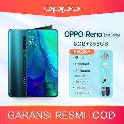 (PO 6.29 mengirim)OPPO Reno 10x Zoom 8G/256G - NFC,6.6inci,Layar Panoramic,Garansi resmi,Gratis Ongkir,COD