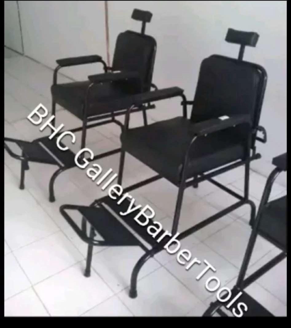 kursi barbershop barber shop kursi pangkas rambut potong cukur kursi salon untuk pangkas rambut kursi usaha cukur rambut 001