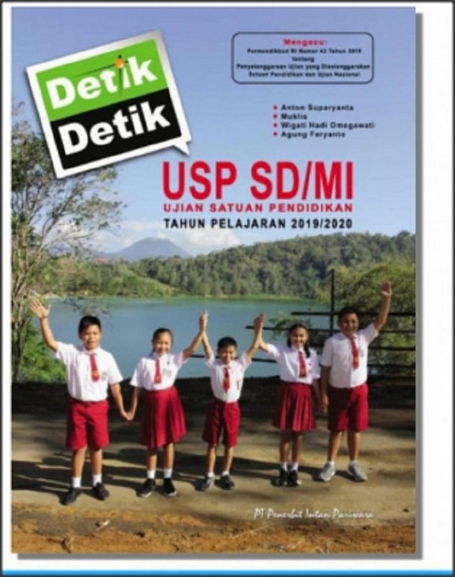 Buku Detik Detik Kelas 6 : detik, kelas, Detik-Detik, SD/MI, Tahun, Lazada, Indonesia