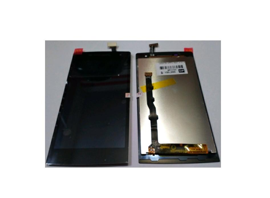 Lcd Touchscreen Oppo R827 Find 5 Mini Fullset Original Terlaris New