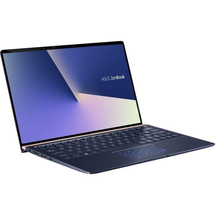 Asus Zenbook UX333FN Notebook - Royal Blue [I7-8565U/ 16GB/ 512GB SSD/ Nvidia MX150-2GB/ Win 10/ 13.3 Inch FHD]
