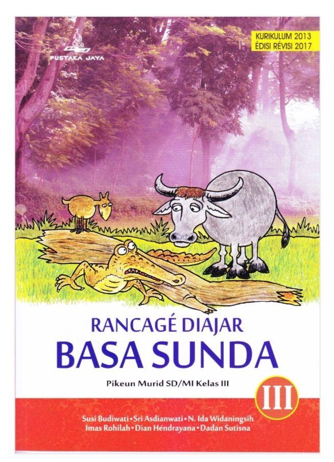 Jual buku bahasa sunda rancage diajar basa sunda kelas 11 untuk lokasi. Buku Rancage Diajar Basa Sunda Kelas 3 Sd Lazada Indonesia