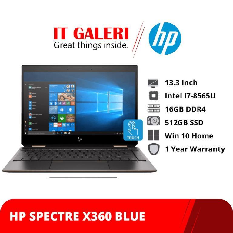 Laptop HP SPECTRE X360 13-AP0055TU