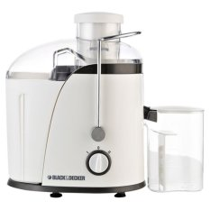 Black & Decker JE400-B5 Juice Extractor - Putih