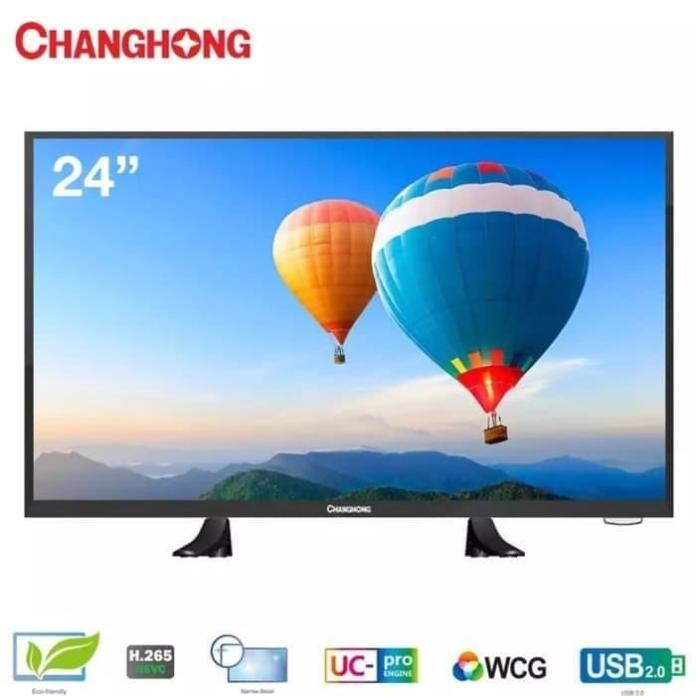 LED TV Changhong 24 Inch L-24G3A - USB Movie TV