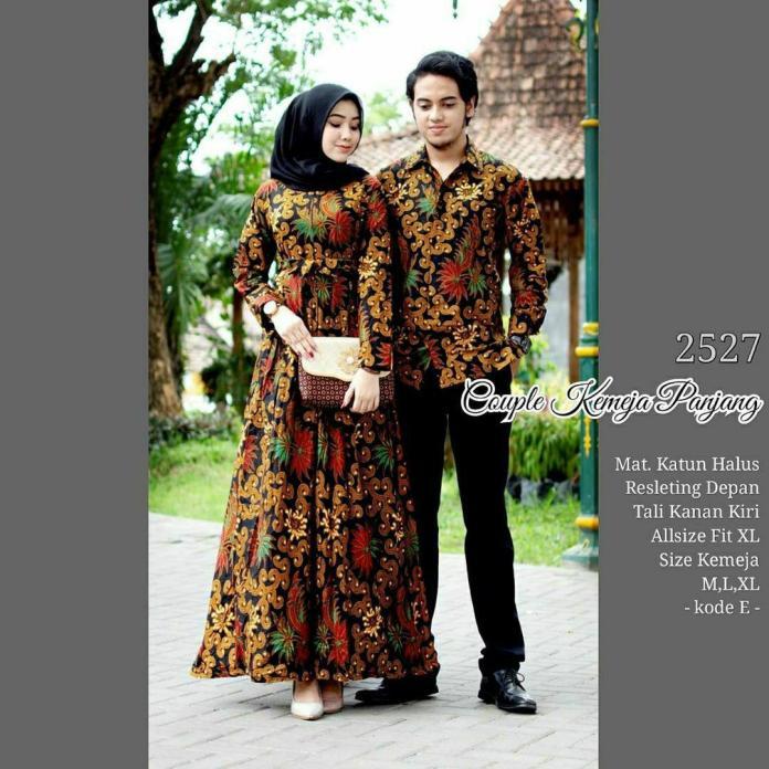 Sarimbit Batik/ Baju Batik/ Couple Batik/ Batik Couple/ Baju Batik Sarimbit/baju batik couple Keluarga/ Baju Batik couple Pasangan/Batik Couple Modern /baju pesta /baju kondangan / Gamis Batik / Gamis Couple Couple Modern