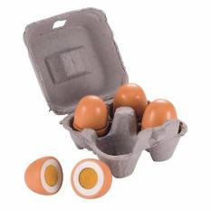 ELC Box of Wooden Eggs