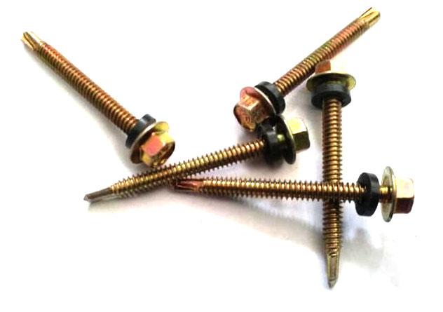 alat baut roofing self drilling screw sds 20 pcs baja