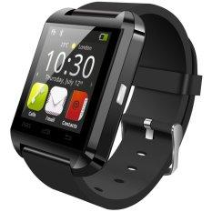 Rondaful Terbaru U8 U8 U Watch Smartwatch Semua Kompatibel Bluetooth Plus untuk IPhone SUMSUNG Android Smartphone Jam Tangan