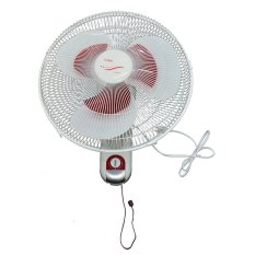 Turbo CFR 5889 Kipas Angin Dinding - Wall Fan Ukuran 16Inch - Putih