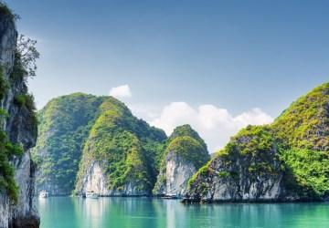 Weekend Getaway Asia Tenggara: Halong Bay