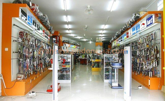 Toko Smash Interior Design Cirebon Franseska Indonesia