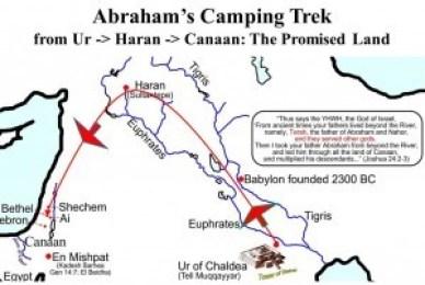 Ibrahim's journey