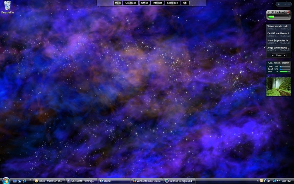 Animated Wallpapers with Stardock DeskScapes (1/2)