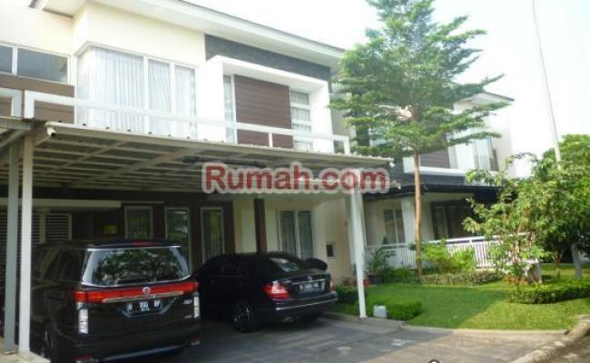 Di Sewa Rumah Cluster Eksklusif Full Furniture Grand
