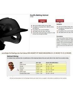 Easton baseball helmet size chart also queen   university belfast rh qub
