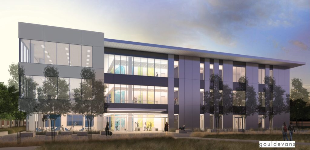 American River College  New Classroom Building  IDA