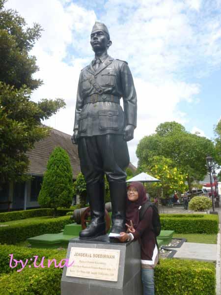 Jend Sudirman di Vredeburg