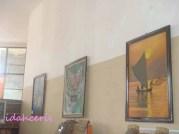 Lukisan di Gallery