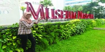 MUSEUM NASIONAL MUSEUM GAJAH JAKARTA