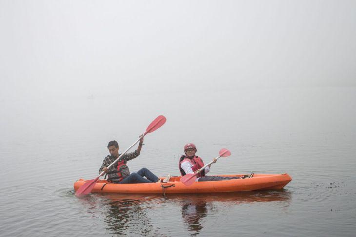 Kayak Telaga Merdada